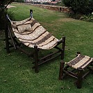 My African Hammock Chair Range by Designsmith in Hammocks