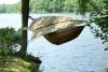 Hangin Over Water