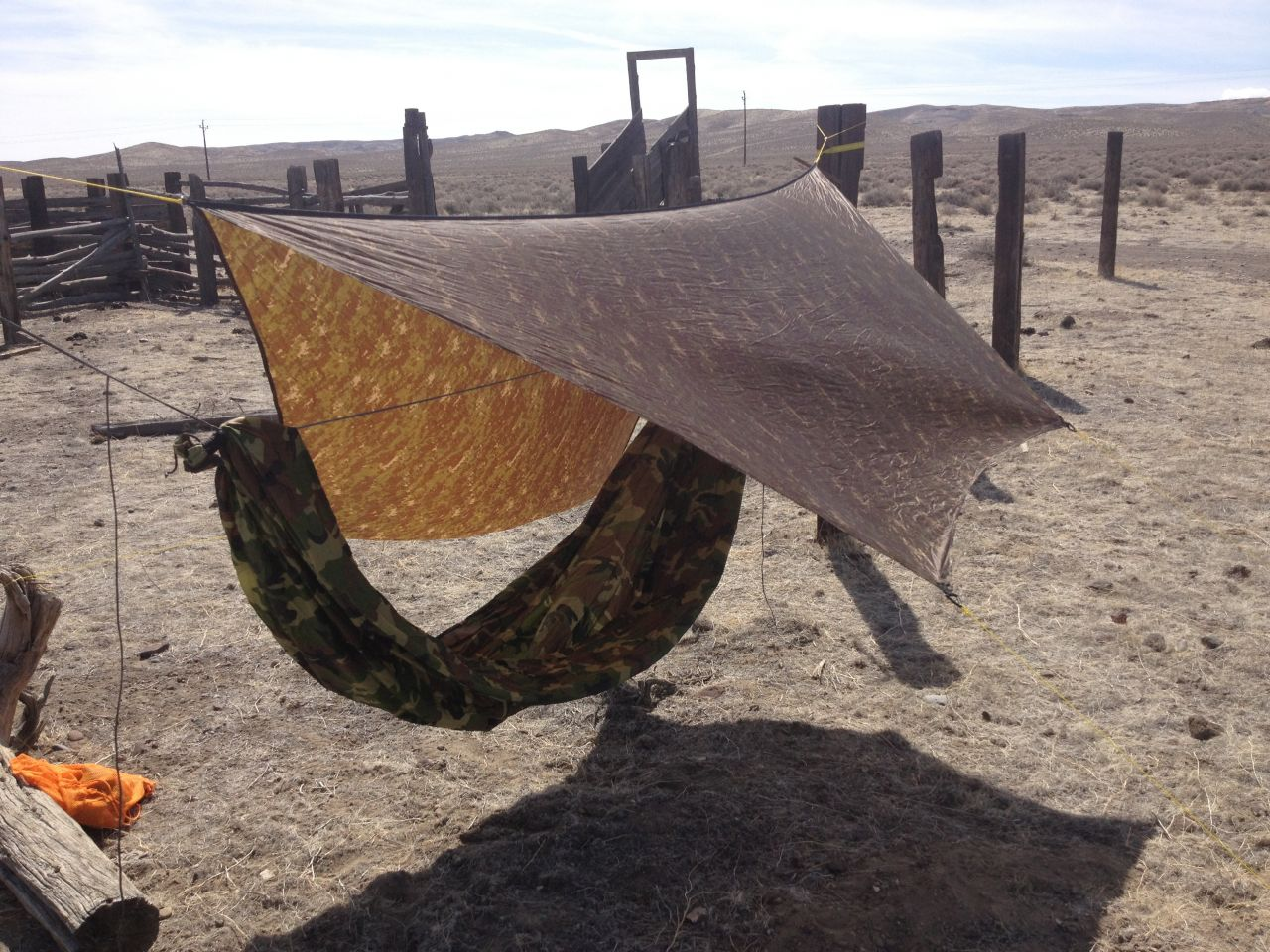 Hammockin In The Desert