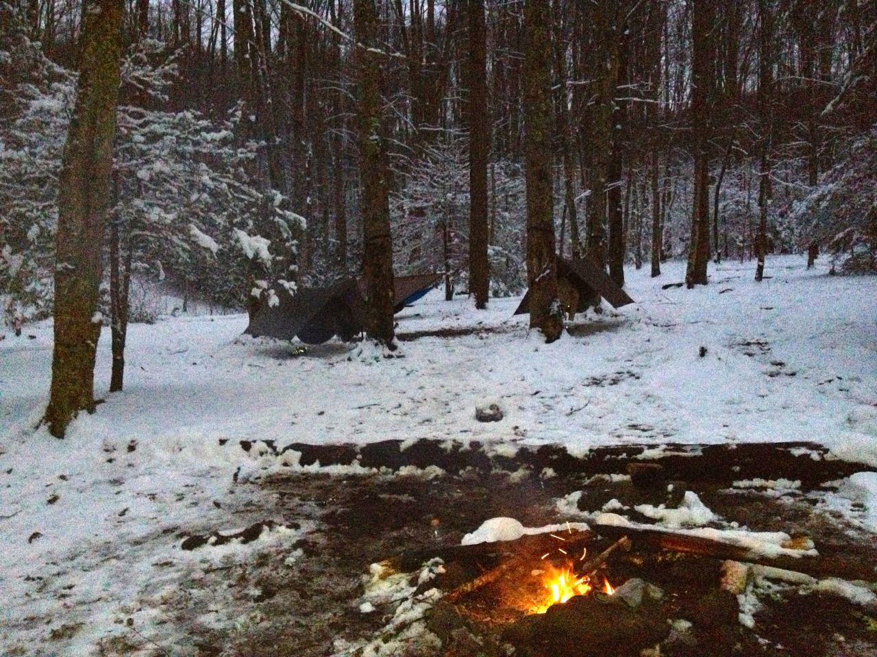 Meig's Mountain Trail Gsmnp