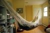 Brazilian Hammock Indoors