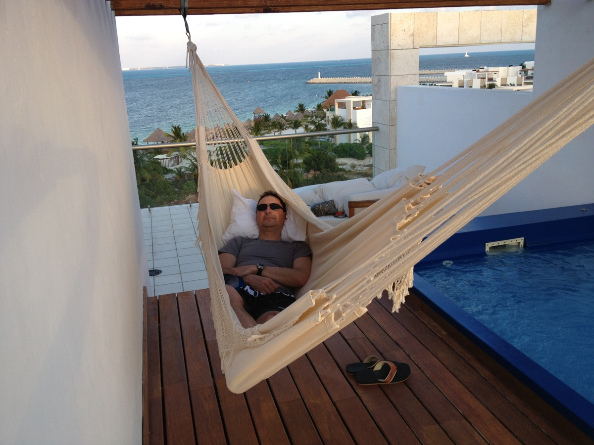 Hammocks In Cancun
