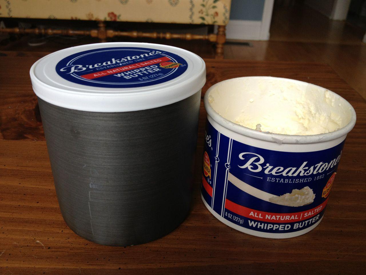Gsi Minimalist Butter Lid