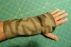 Wrist Gauntlets by Knotty in Homemade gear