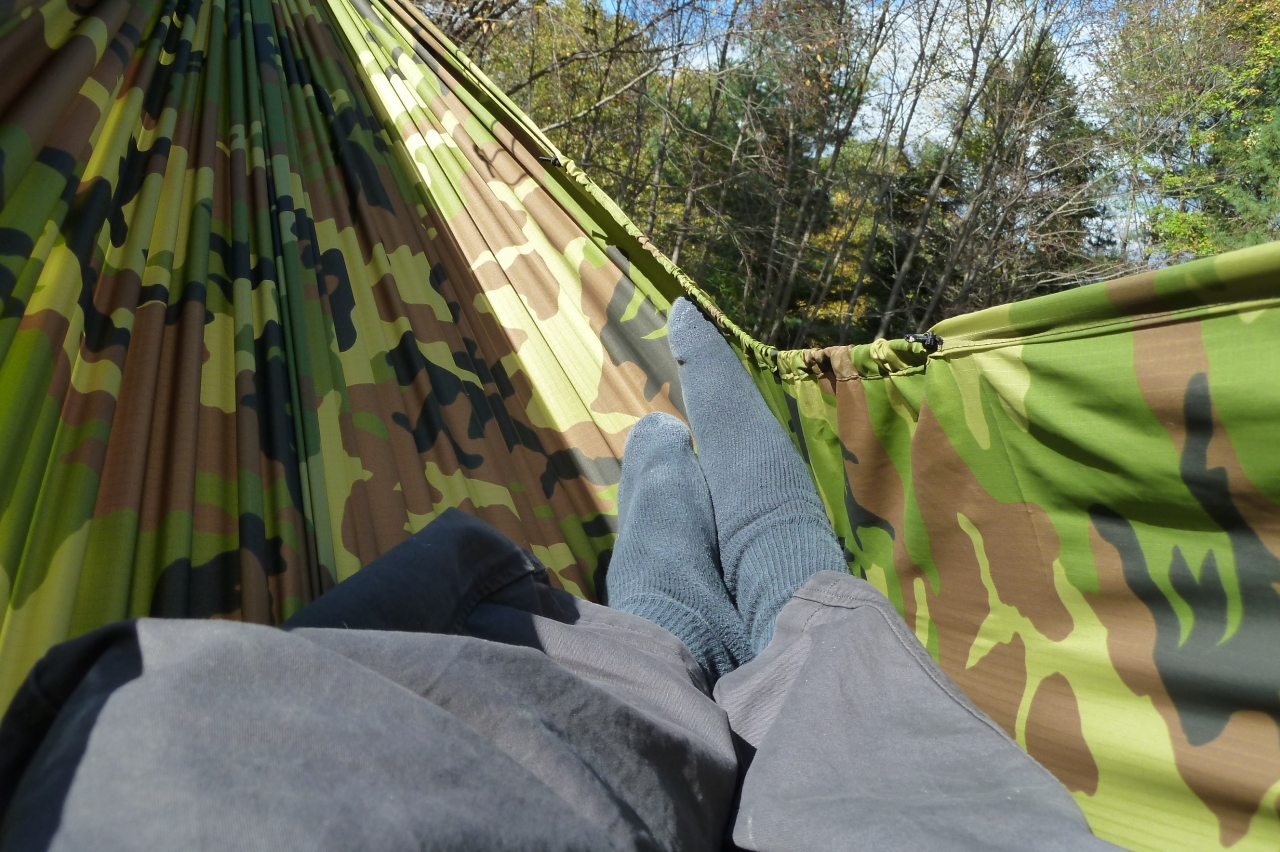 Stretch Side Hammock