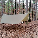 DIY Sil-Poly Tarp by sjlawrence in Homemade gear