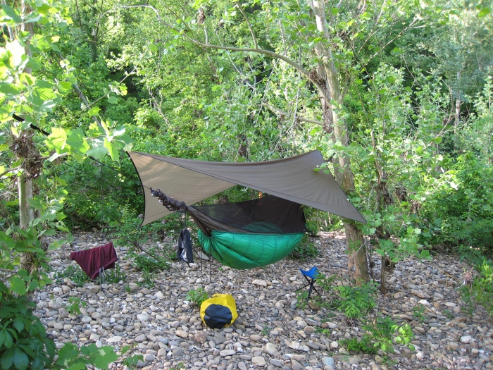 Buffalo River Camp, Day 3