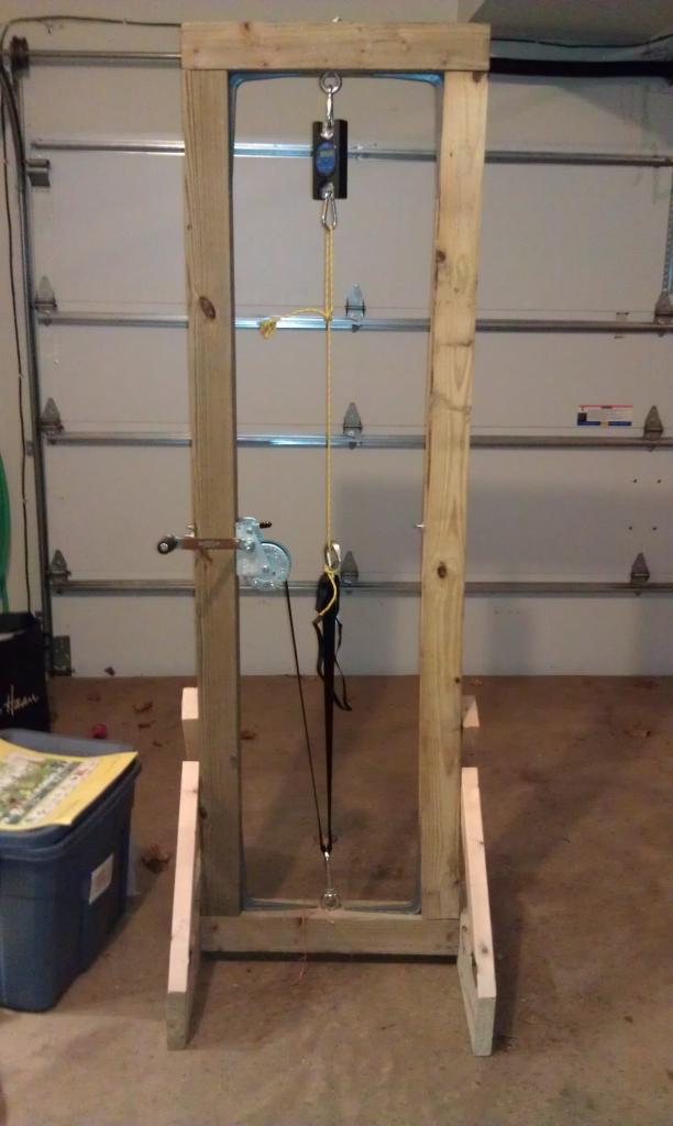 Breaking Strength Of Rope