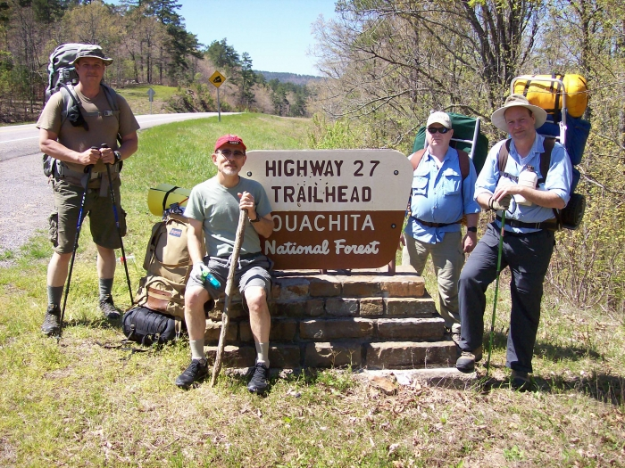 Ouachita Trail