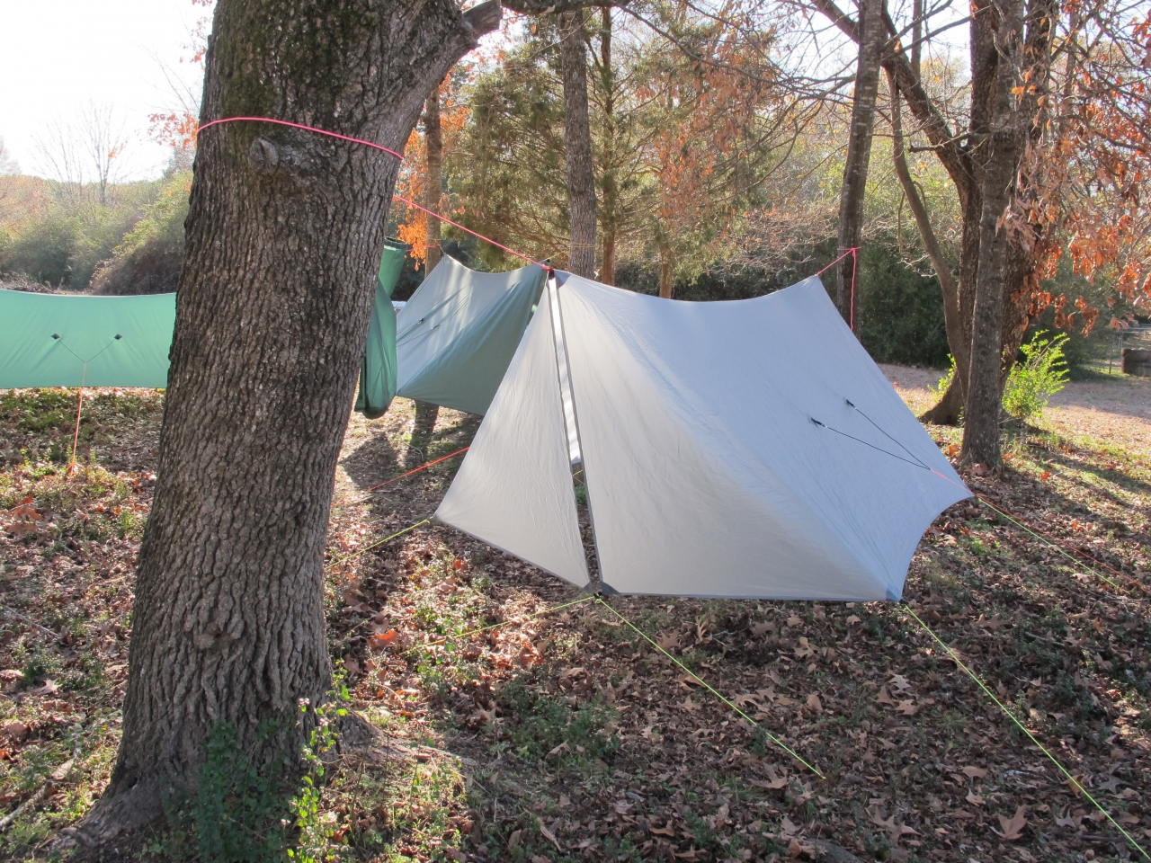 Several Diy Tarps I Made