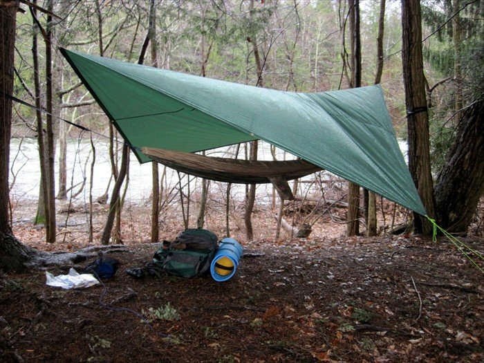 Camping On The Housatonic