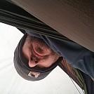 hammock selfie by WalksIn2Trees in Hammocks