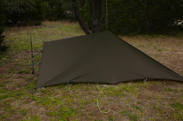 Jrb 11 X 10 Cat Tarp, Modified A Frame
