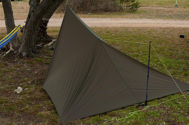 Jrb 11 X 10 Cat Tarp, Wedge