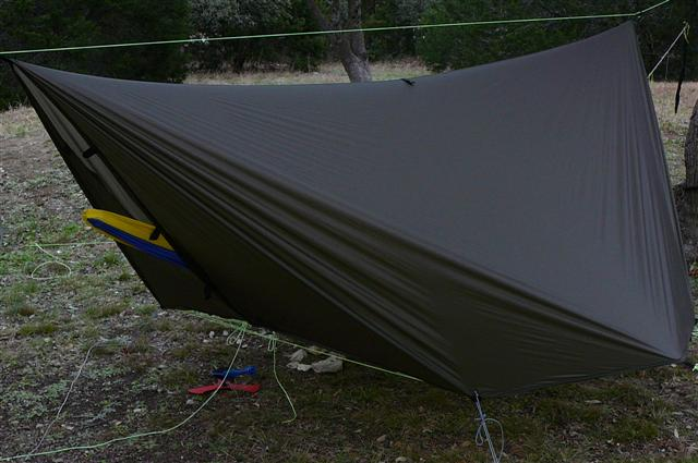 Jrb 11 X 10 Cat Tarp, Storm Pitch