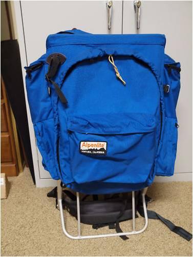 Alpenlite Backpacks