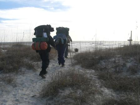 Cumberland Island Hike And Hang 2011