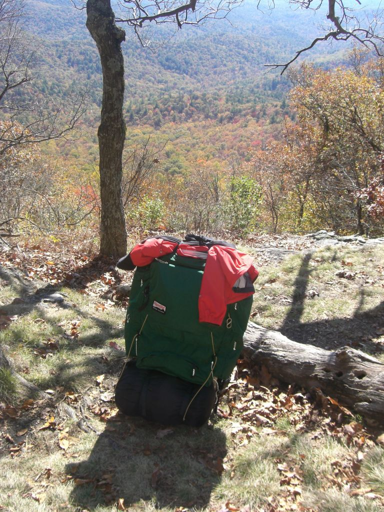 Xl Alpenlite On Benton Mackaye Trail