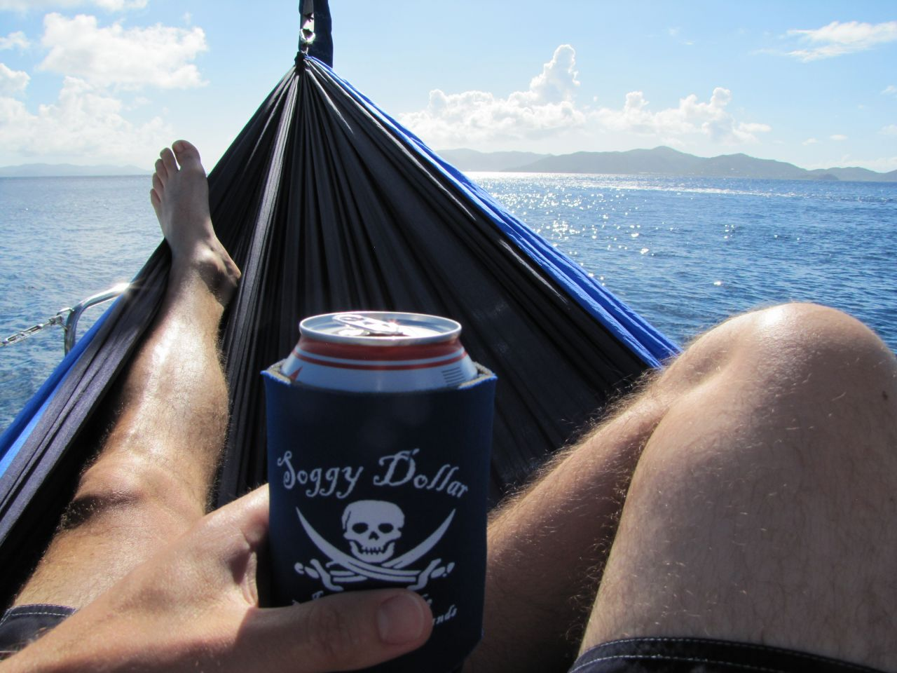 Hanging In The Bvi
