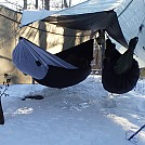 Winter Camping pics by treywilly in Hammocks