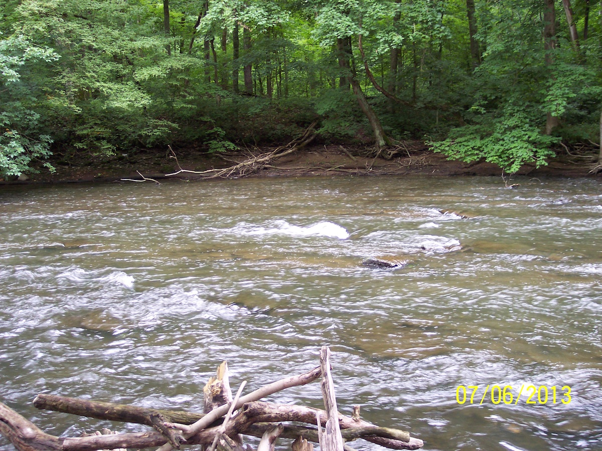 Mohican 1 - Clear Fork River Rapids