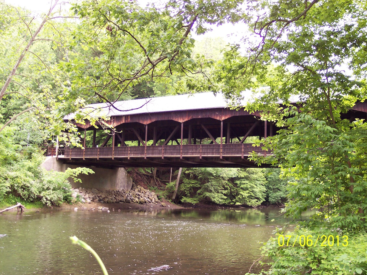 Mohican 1 - Covered Bridge