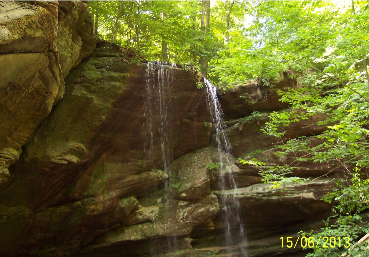 Mohican 2 - Big Lyon Falls