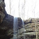 Big Lyons Falls by Trail Runner in Hammock Landscapes