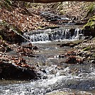 Small Falls by Trail Runner in Hammock Landscapes