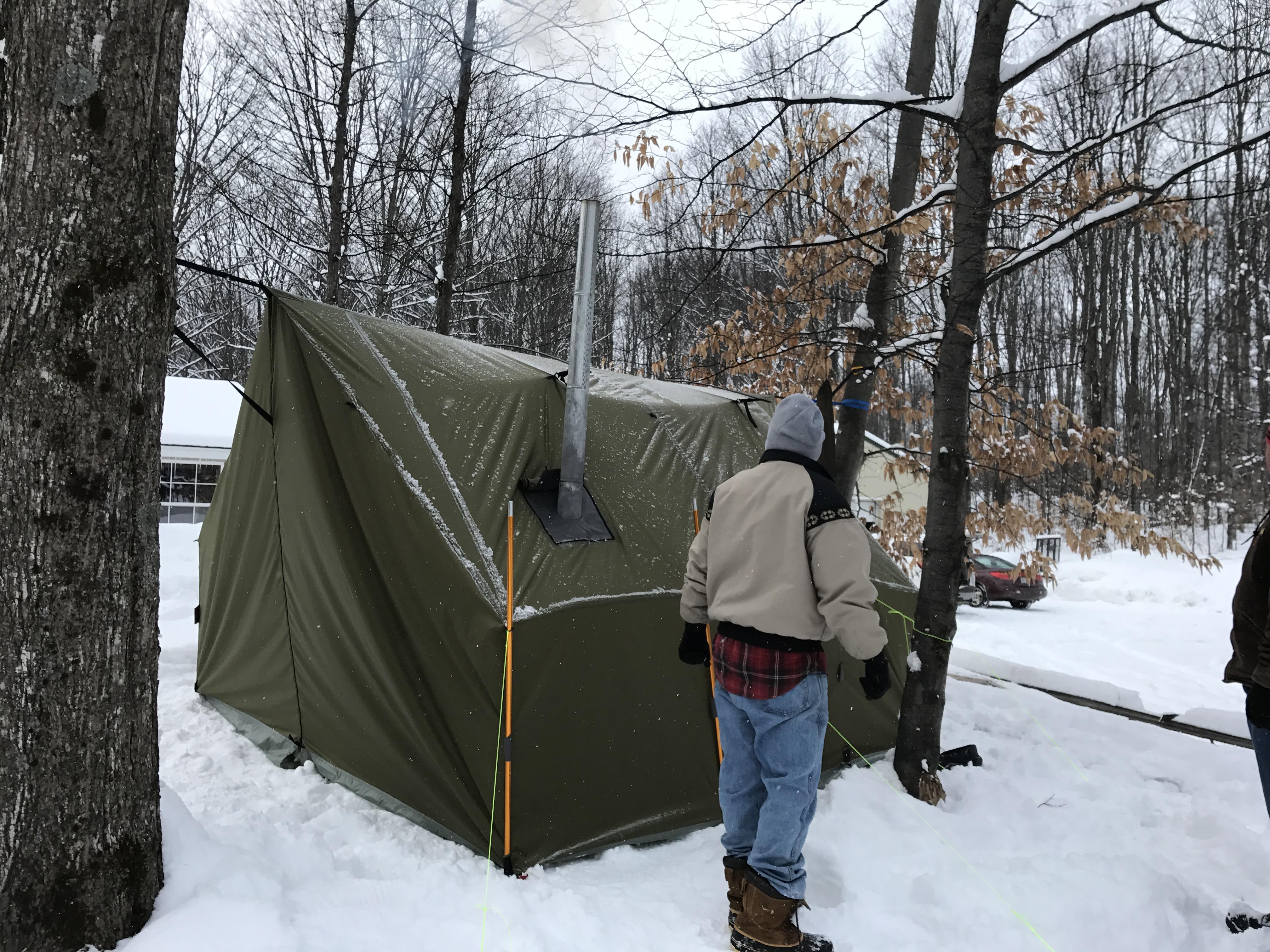 Tent Report Forum