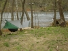 Hammocks On The French Broad by Hooch in Group Campouts