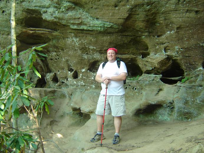 Big E At Hidden Arch, RRG