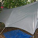 Diy tarp and pole mod