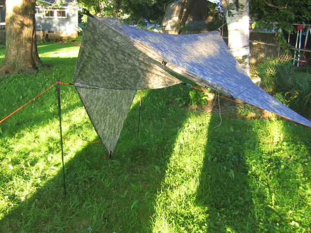 Ogee Diamond Tarp