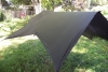 Black Ogee Tarp by gargoyle in Tarps