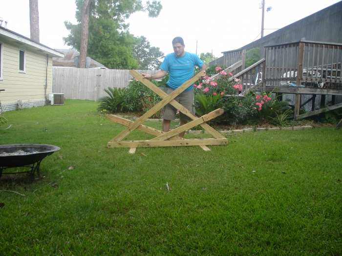 2x4phs Lifting Uprights And Stabilizers
