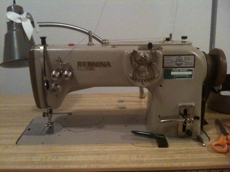 Bernina 217n-8