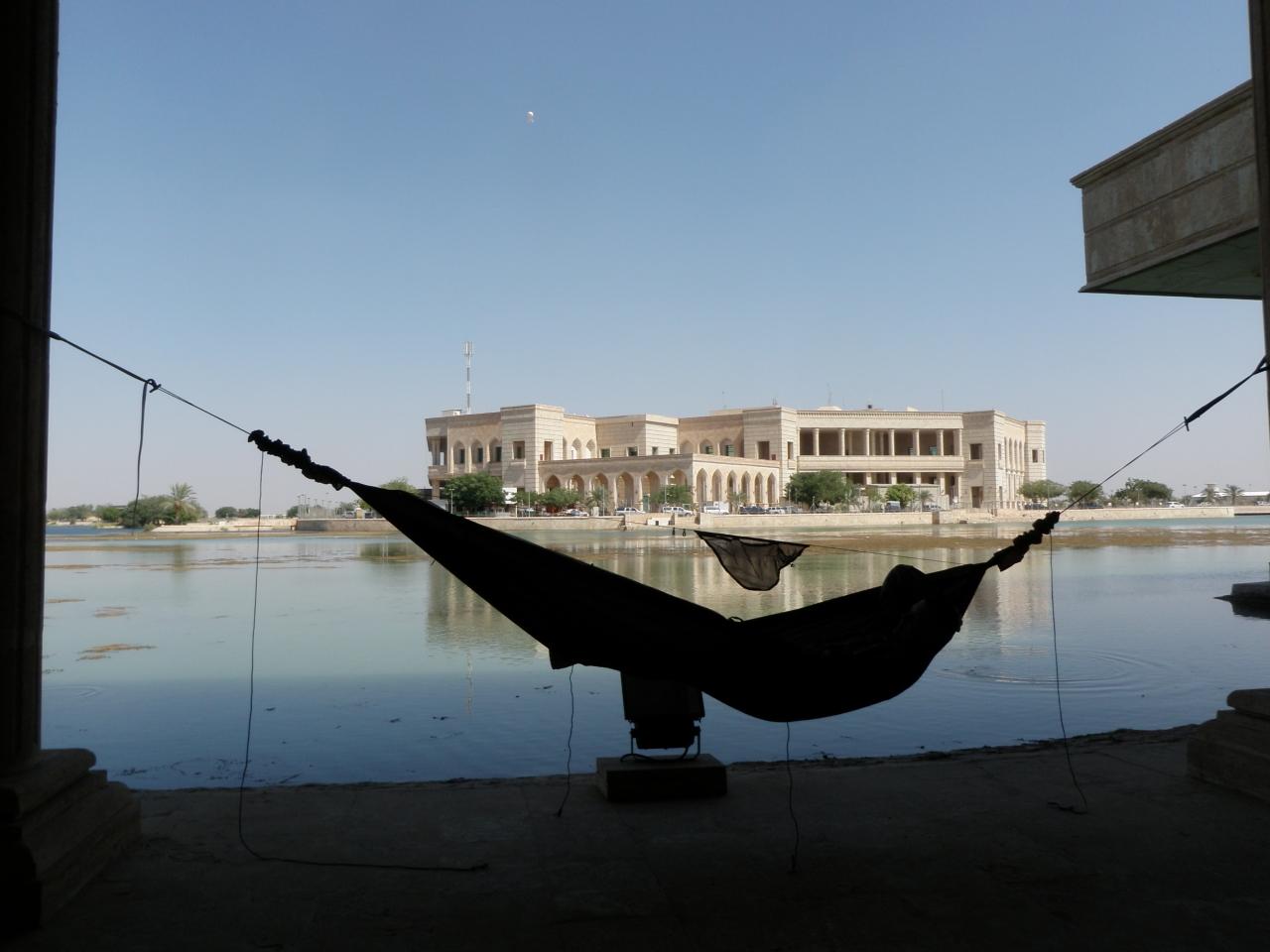 Hangin' In Iraq