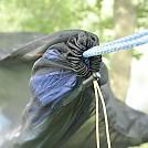 DIY bug net by poca in Homemade gear