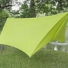 DIY silnylon winter tarp by poca in Homemade gear