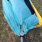 ROBIC XL hammock by poca in Homemade gear