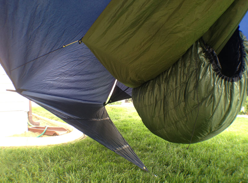 Grand Trunk Funky Forest Tarp