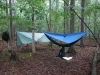 Golite Poncho As A Hammock Tarp by dejoha in Tarps