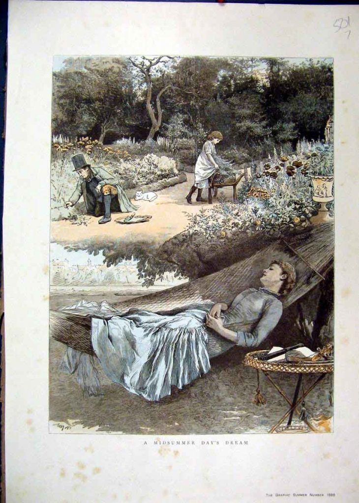 Time Travel It S The 1800s Make A Camping Hammock