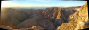 Panoramic View Atop Snow Canyon