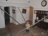 Tensegrity Hammock Stand Indoors