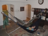 Tensegrity Hammock Stand Indoors by dejoha in Homemade gear