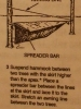 Survival Hammock Instructions Step 3