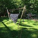 Yats  hammock stand  by Talox in Homemade gear