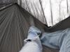View Of Omni Tape Sewn Shut Inside